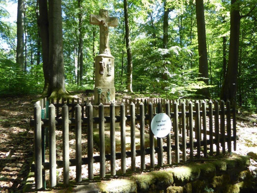 Croix St Hubert