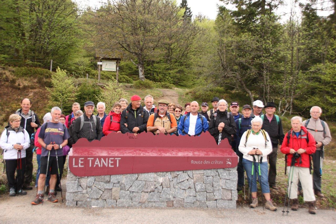 Le Tanet - Lac du Forlet - Lac Vert