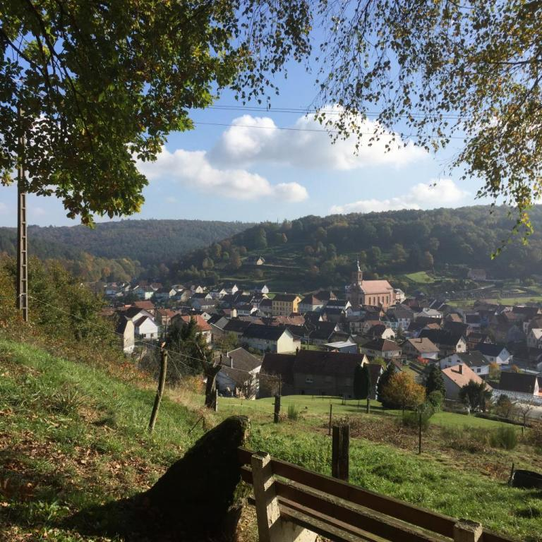 Le village de Soucht