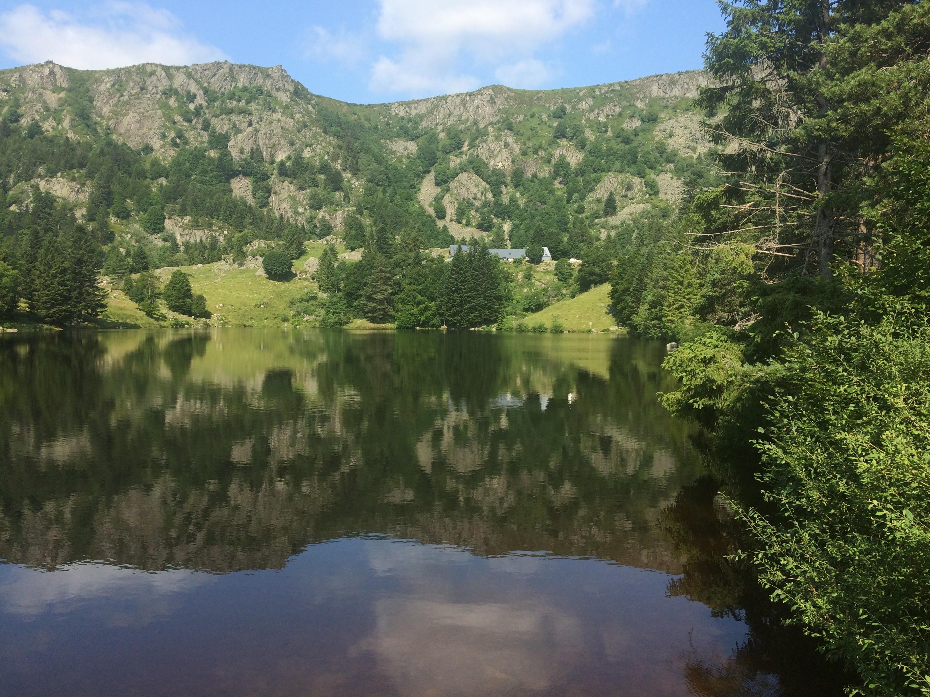 Lac du Forlet - 1065m