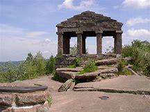 Donon temple
