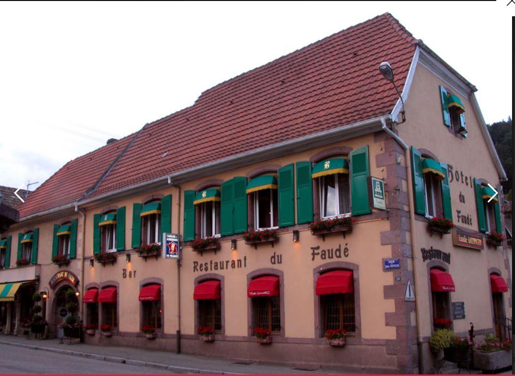 Hotel du faude 1