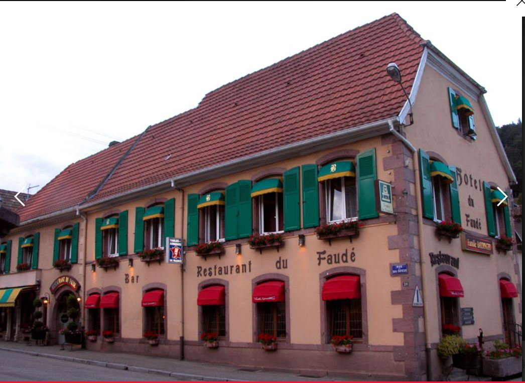 Hotel du faude